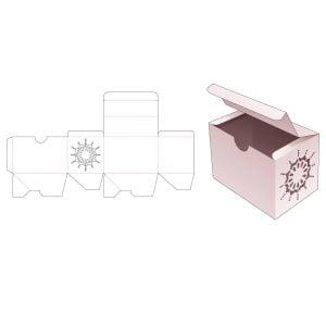 Прямоугольная упаковка