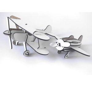 Игрушка самолёт из фанеры