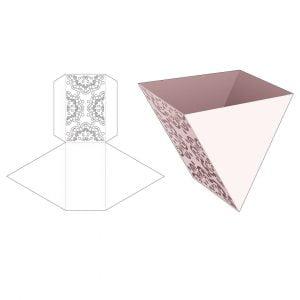 Треугольный контейнер