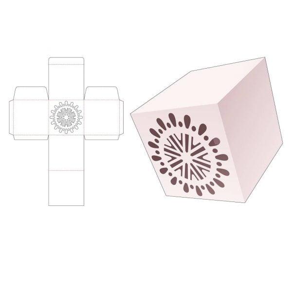 Универсальная квадратная упаковка
