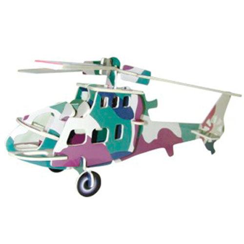 Вертолёт из фанеры