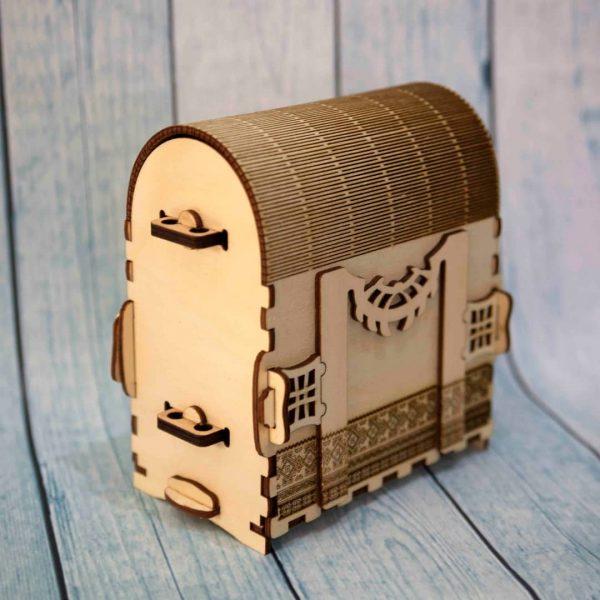 Дорожная сумка макет