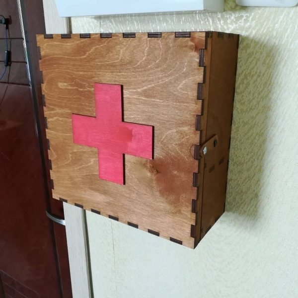 Аптечка макет