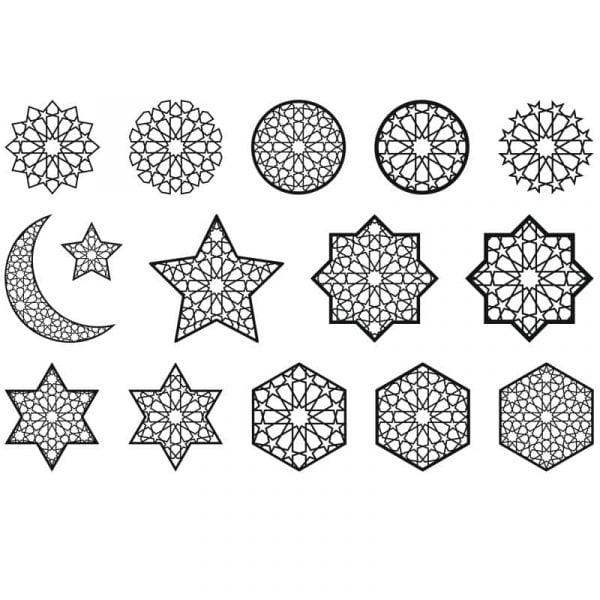 Арабские звёзды