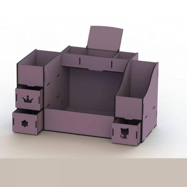 Большой органайзер с ящиками