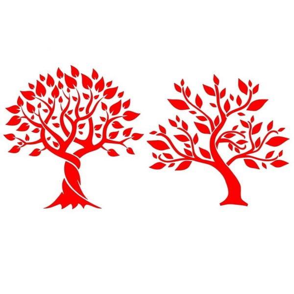 деревья для гравировки
