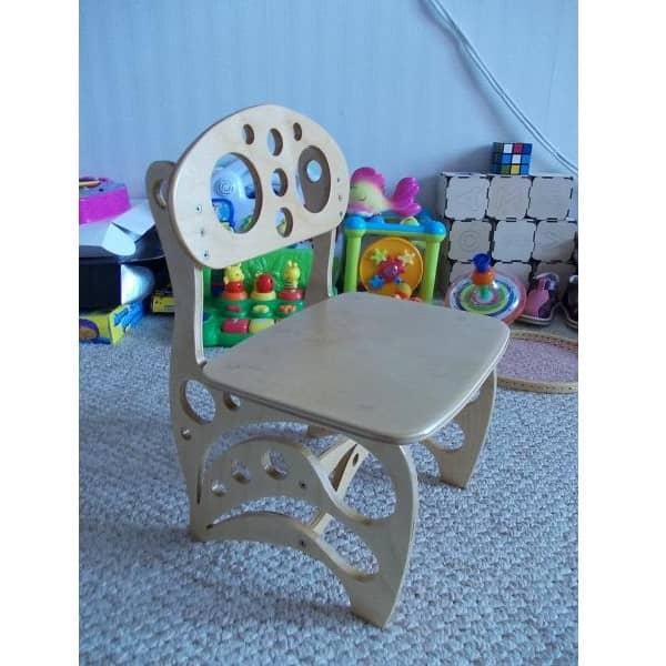 Макет детского стульчика