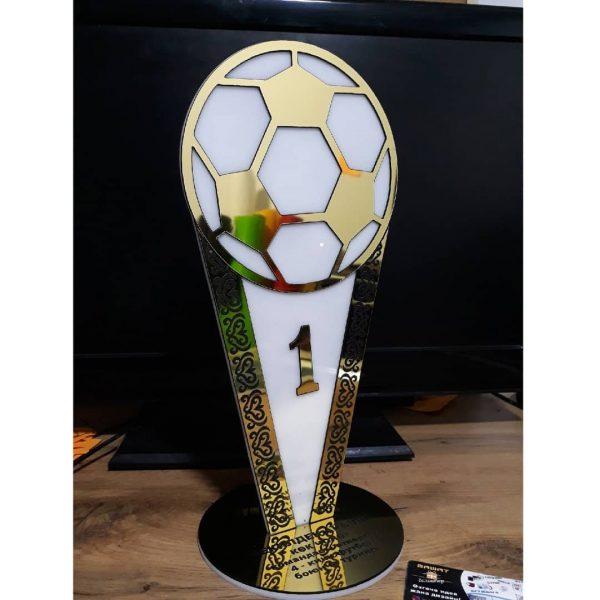 Макет футбольного кубка