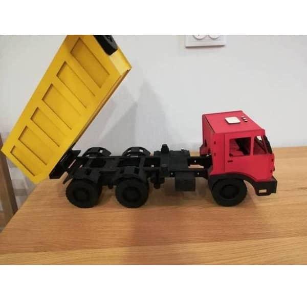 Макет бара грузовика