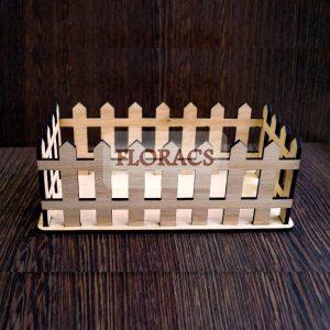 Коробка забор для флористов