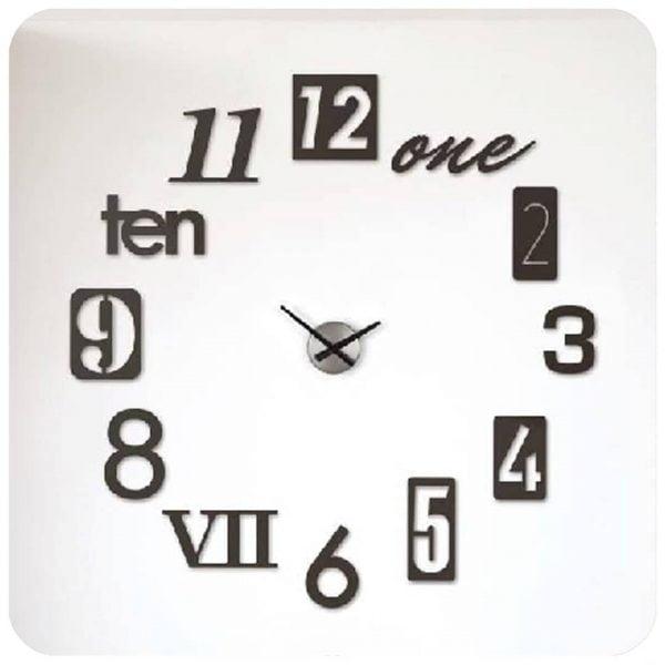 Макет часов Модерн