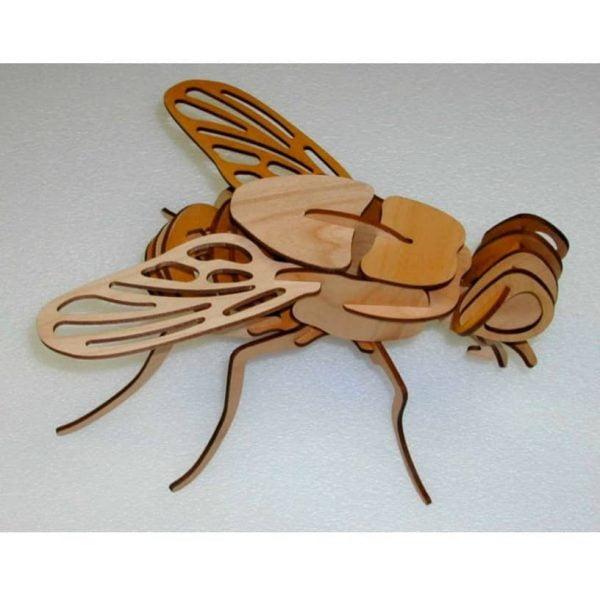 Макет мухи