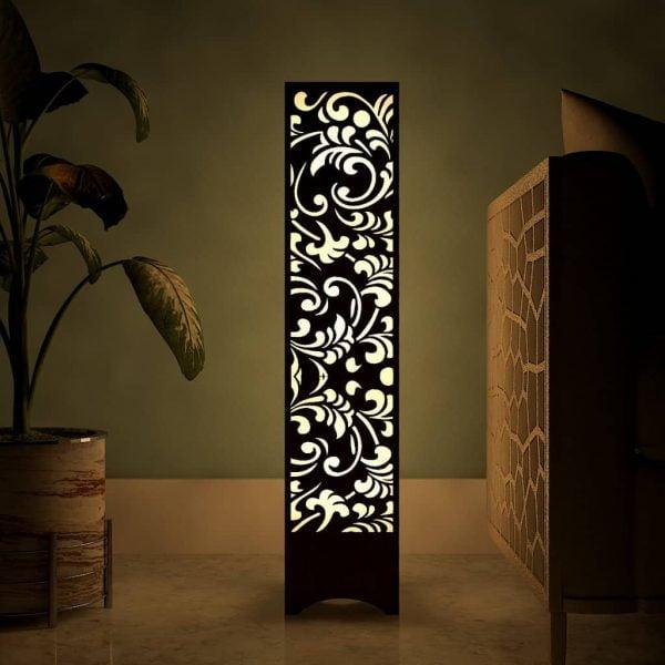 Напольная стойка светильник