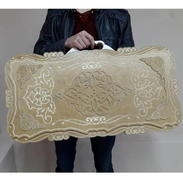 Макет подарочной коробки для шампуров макет