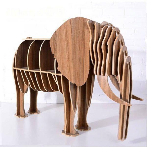 Макет полки слона