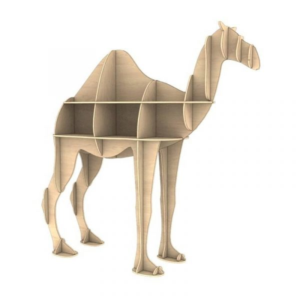 Макет полки верблюда