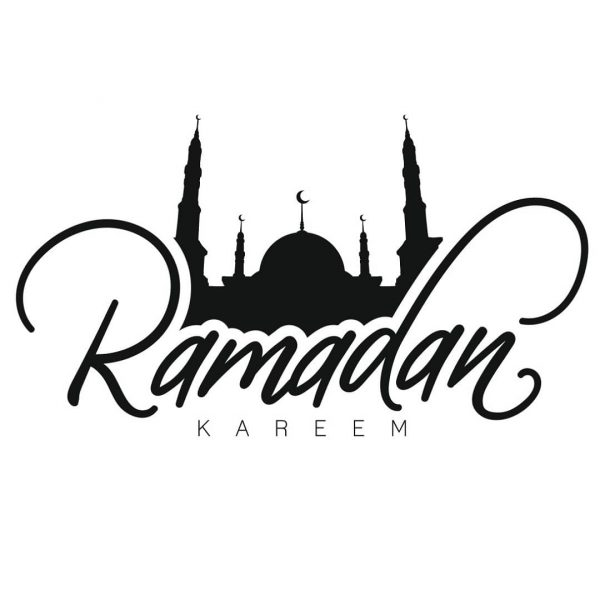Рамадан рисунок для гравировки