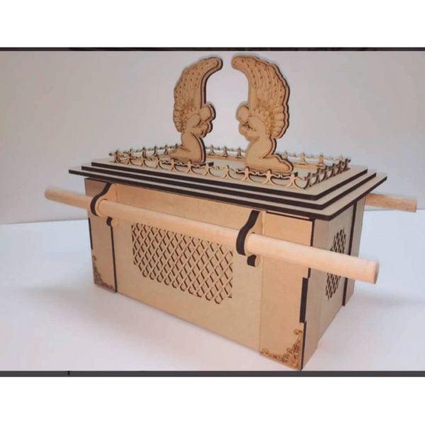 Макет шкатулки ковчега