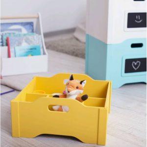 Макет ящика для игрушек