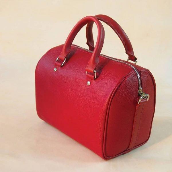 Выкройка сумки саквояжа