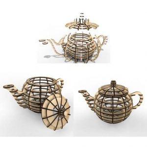 Макет чайника