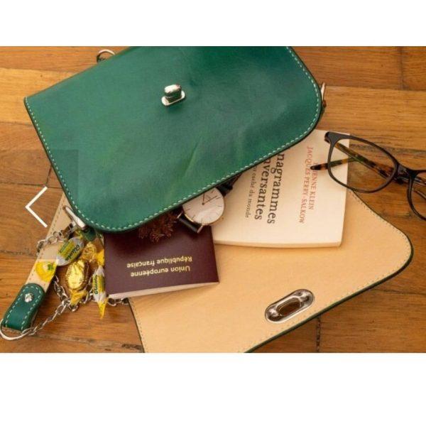 Выкройка Женской сумочки James Berry Leather