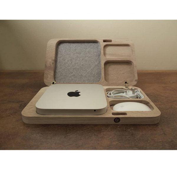 Макет кейса для Mac mini