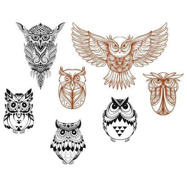 Креативные совы