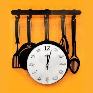 Макет кухонных часов