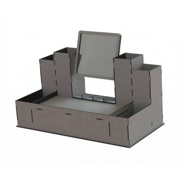 Настольный органайзер с рамкой для фото