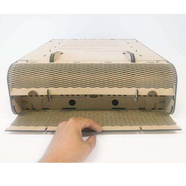 Макет органайзера - чемодана