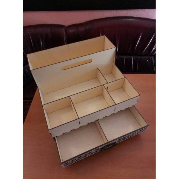 Макет органайзера c ящиками 3