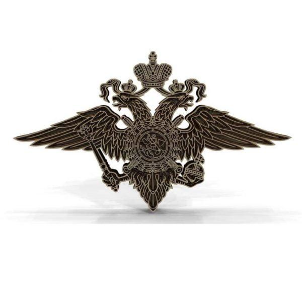 Макет панно двуглавый орёл