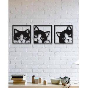 Панно котики макет