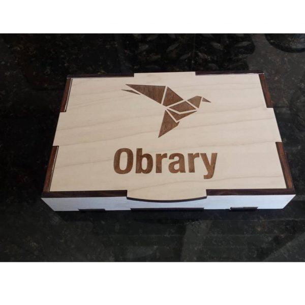 Подарочная коробочка Obrary