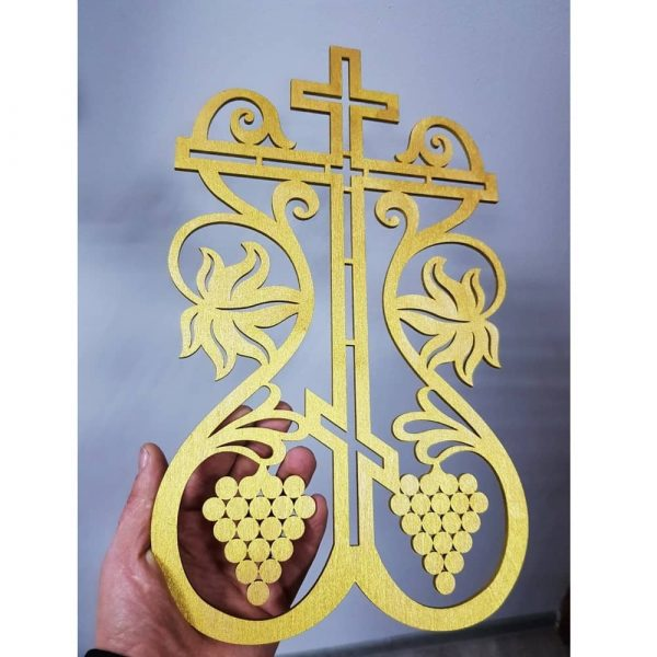 Православный красивый крест