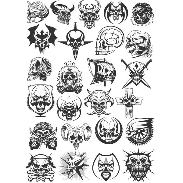 Сборник черепов