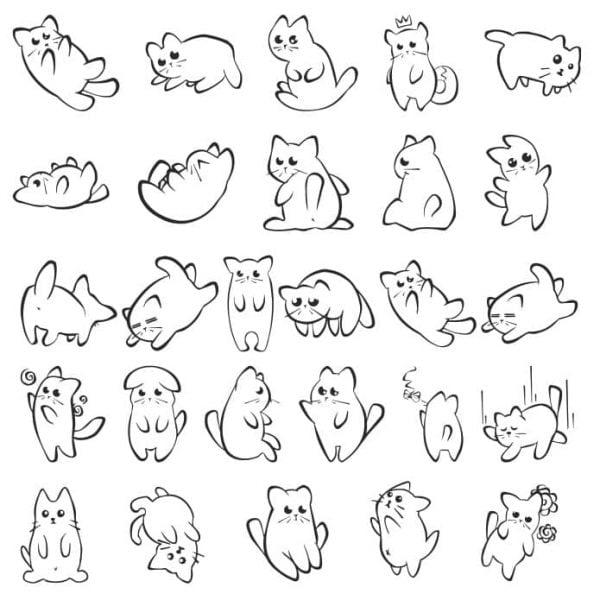 Сборник забавных котят