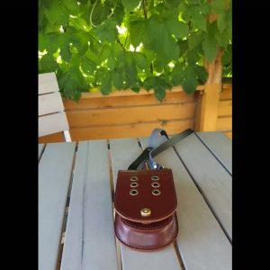 Выкройка сумки для телефона