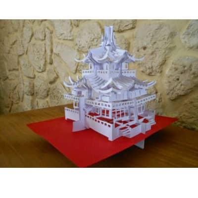 Бумажная архитектура от ingrid siliakus