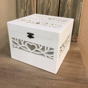 Макет свадебного ящика