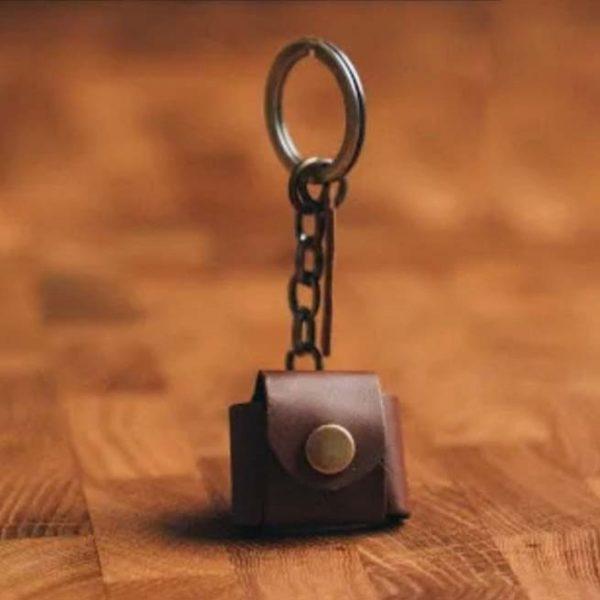 Выкройка брелок - кошелёк