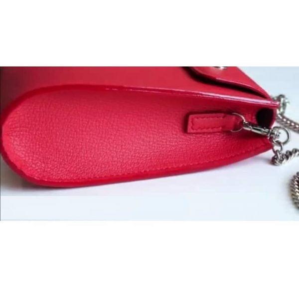 Выкройка Cross Bag Steppstlich Leather Coods