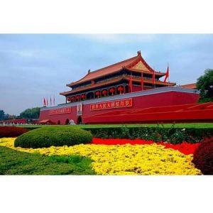 Тяньаньмэнь в Пекине макет