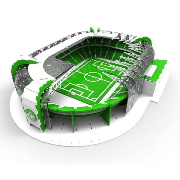 Макет стадиона Палмейрас