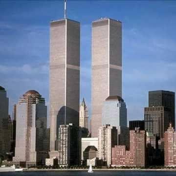 Башни близнецы США