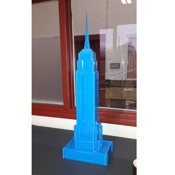Башня Эмпайр-стейт-билдинг