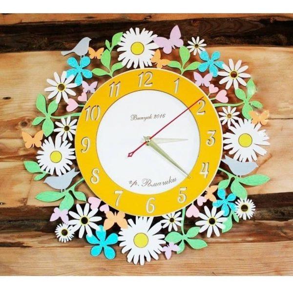 Часы Летний луг