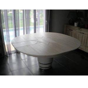 Круглый стол макет