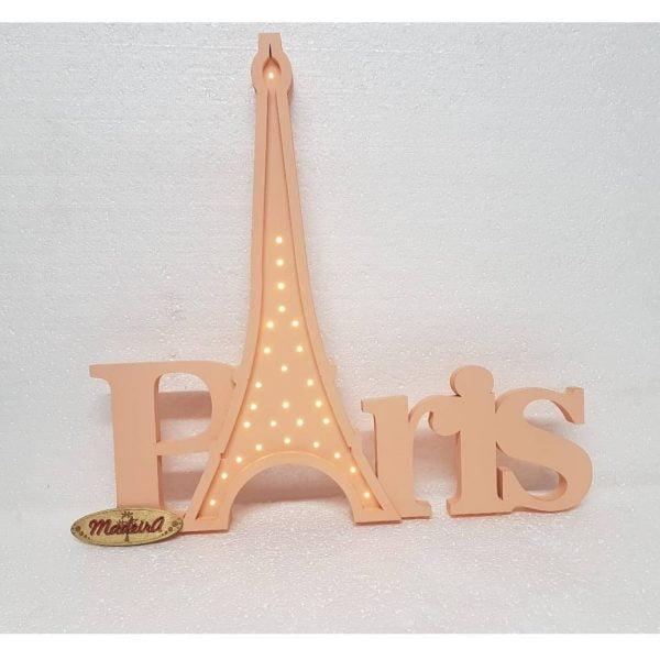 Декоративный светильник Париж